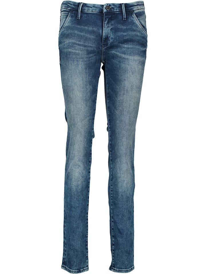 """Mavi Jeans Dżinsy """"Sophie"""" - Skinny fit - w kolorze niebieskim"""