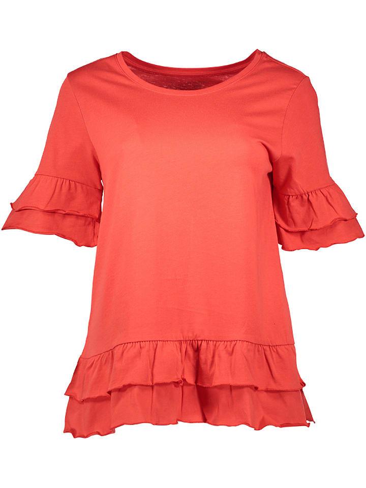 Be yourself Koszulka w kolorze czerwonym