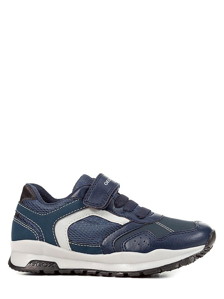 """Geox Sneakers """"Coridan"""" in Dunkelblau"""