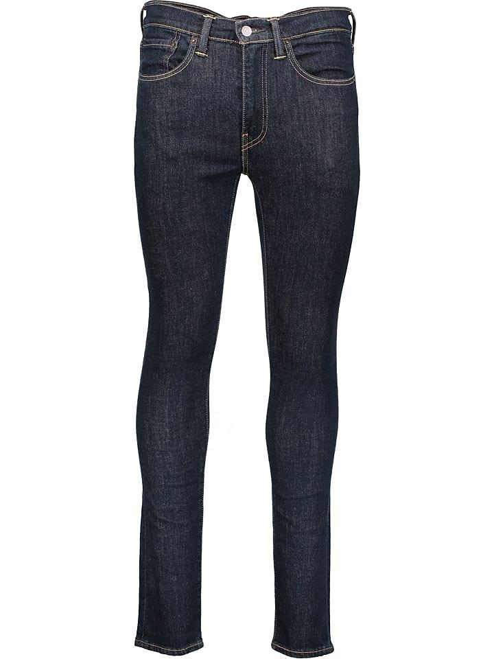 "Levi´s Jean ""519"" - extreme skinny fit - bleu foncé"