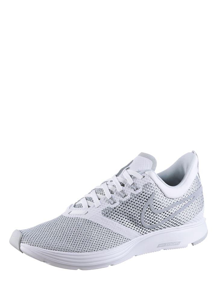 "Nike Chaussures de course ""Zoom Strike N"" - blanc"