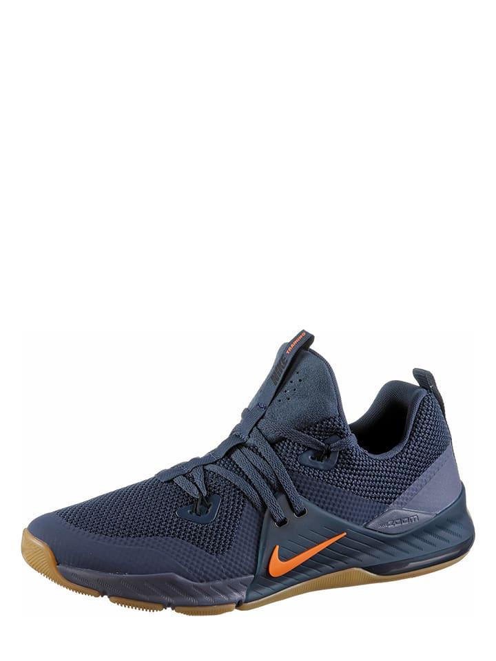 """Nike Chaussures de training """"Zoom Train Command"""" - bleu foncé"""