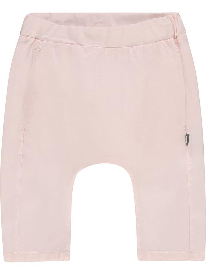 Imps & Elfs Spodnie w kolorze jasnoróżowym