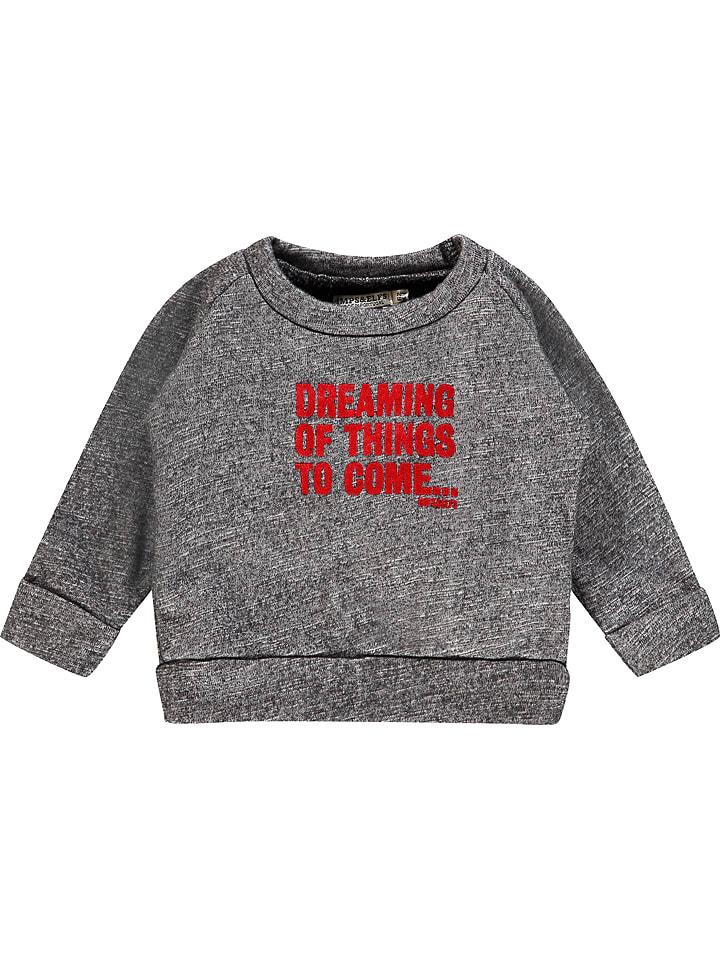 Imps & Elfs Sweatshirt grijs/zwart