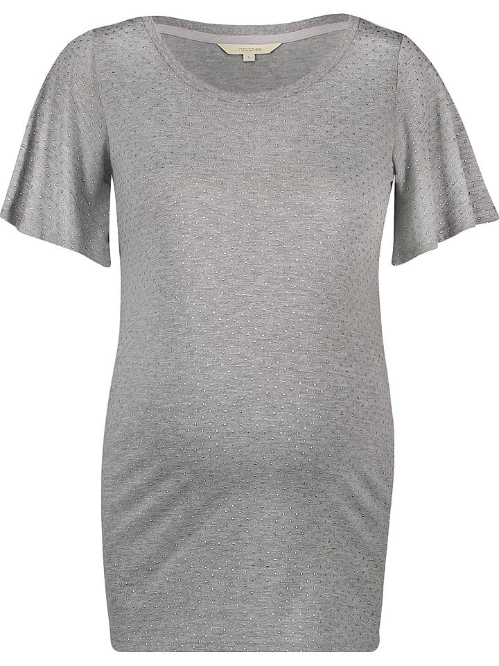 Noppies T-shirt de maternité - gris
