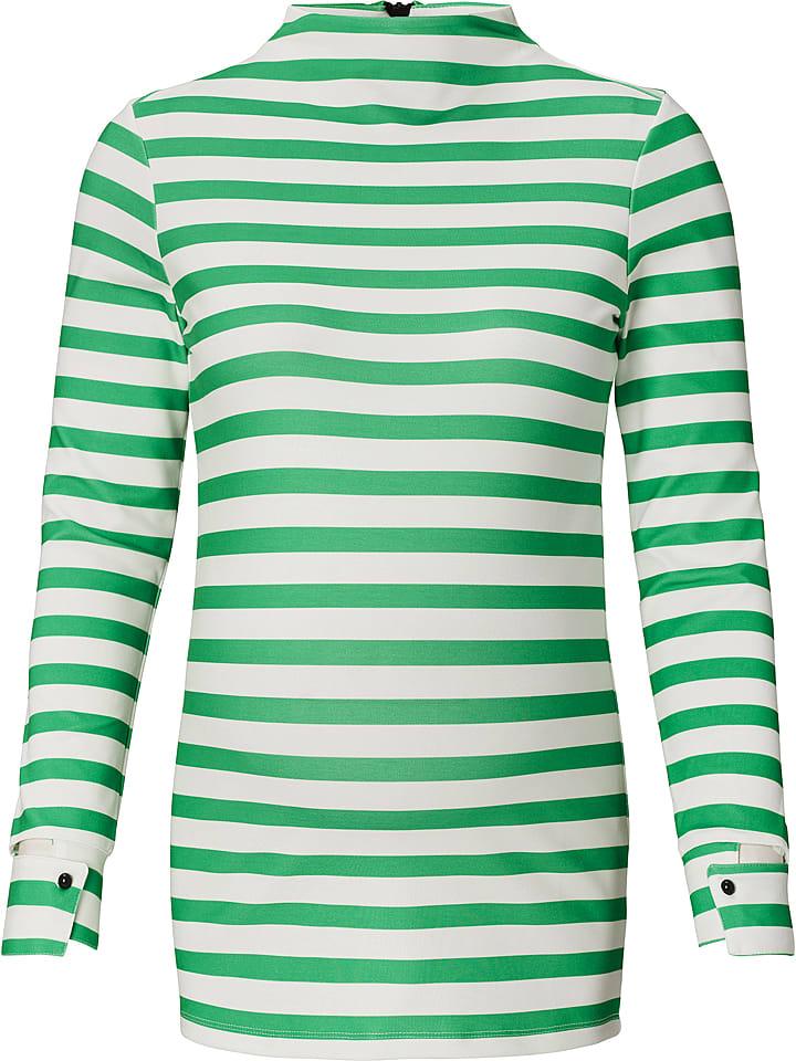 Noppies T-shirt de maternité manches longues - vert