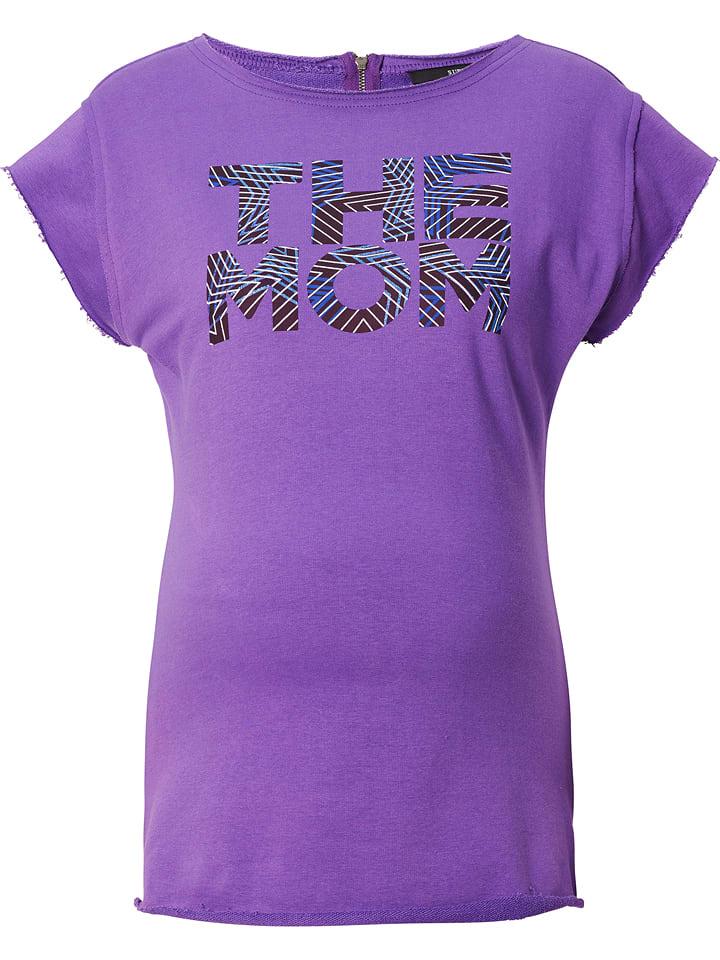 Noppies T-shirt de maternité - violet