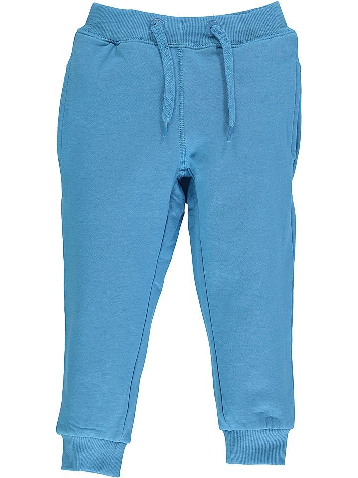 """Name it Spodnie dresowe """"Voltano"""" w kolorze niebieskim"""