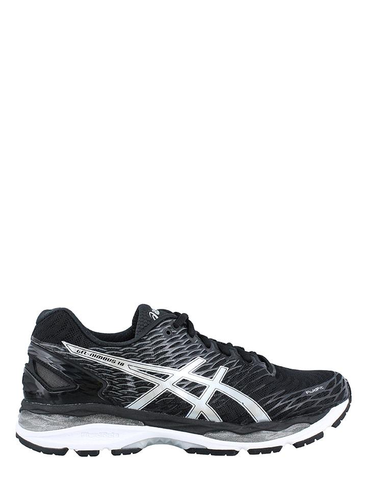 """Asics Chaussures de course """"Gel Nimbus 18"""" - noir"""