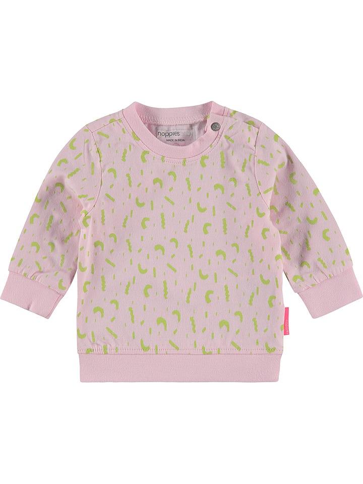 "Noppies Sweatshirt ""Kossa"" in Rosa"