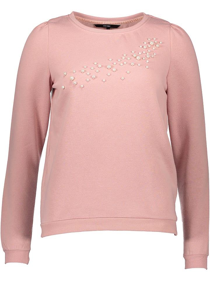 Vero Moda Sweter w kolorze łososiowym