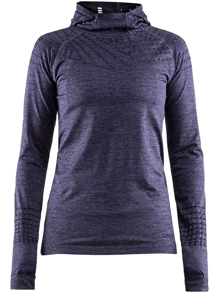 "Craft Laufpullover ""Core 2.0"" in Lila"