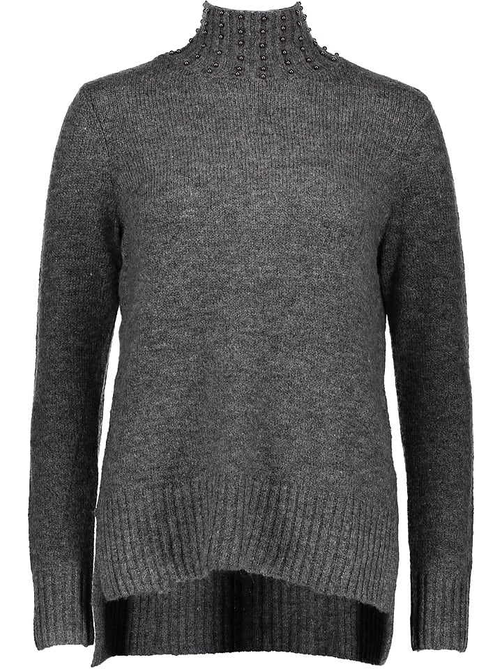 """Vero Moda Sweter """"Toky"""" w kolorze szarym"""