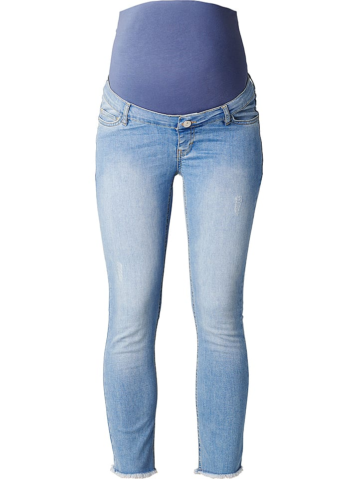 ESPRIT Dżinsy w kolorze niebieskim