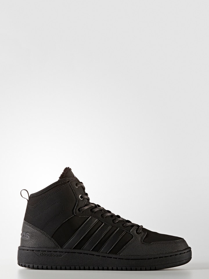 "Adidas neo Sneakers ""Cloudfoam Hoops MI"" in Schwarz"