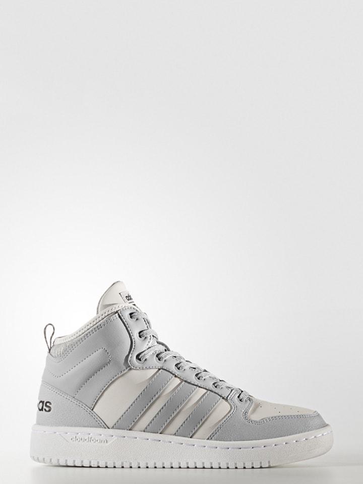 """Adidas Sneakers """"Cloudfoam Hoops MI"""" in Hellgrau"""