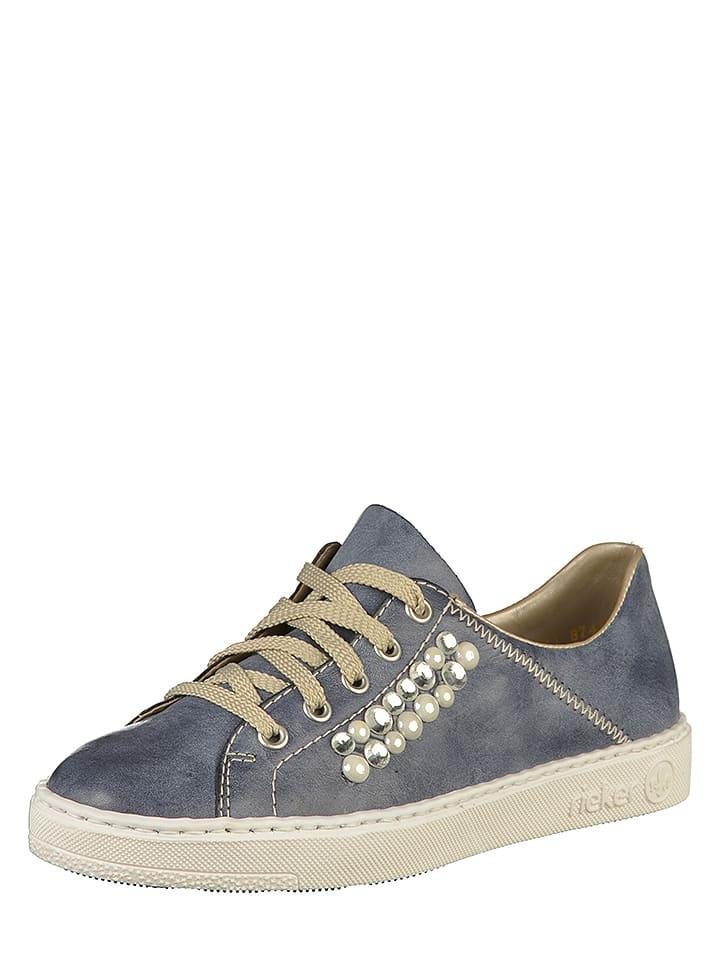 Rieker Sneakers in Blau   limango Outlet