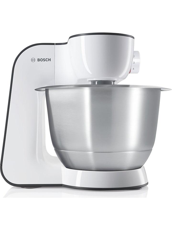 Bosch Kuchenmaschine Mum5 Startline Mit Zubehor In Weiss 800 W