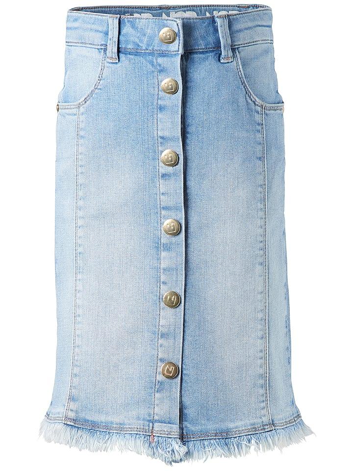 spódnica dżinsowa orsay stylowo i modnie z Allani
