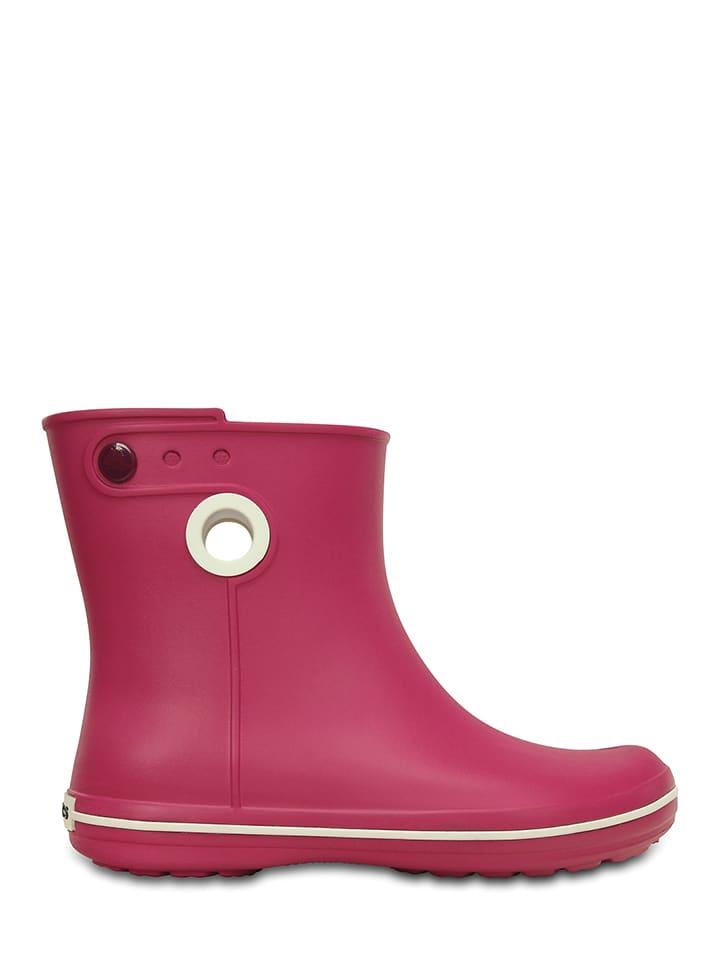 Crocs Gummistiefel Jaunt Shorty in Pink - 54% | Größe 34/35 | Damen outdoorschuhe