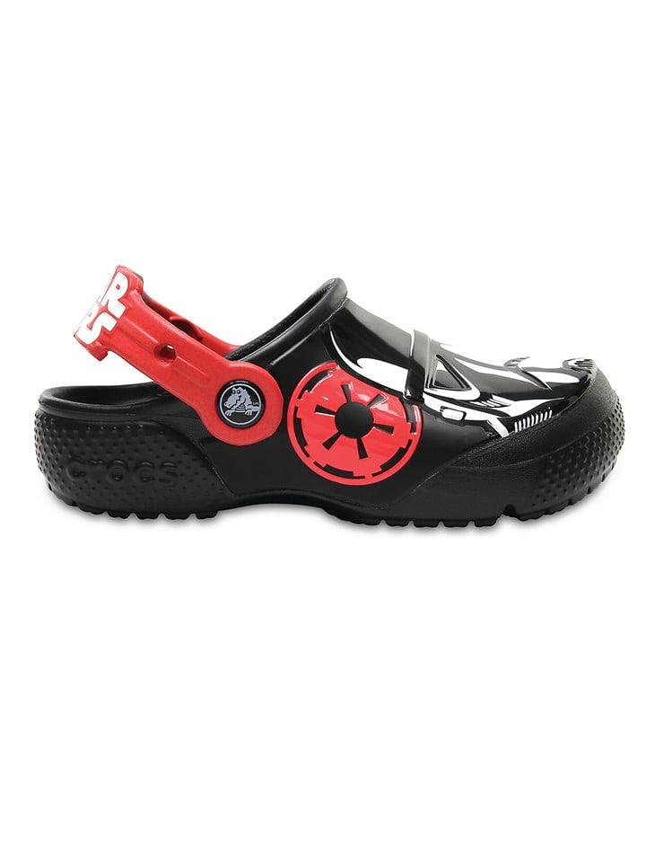 "Crocs Sabots ""FunLab Stormtrooper"" - noir"