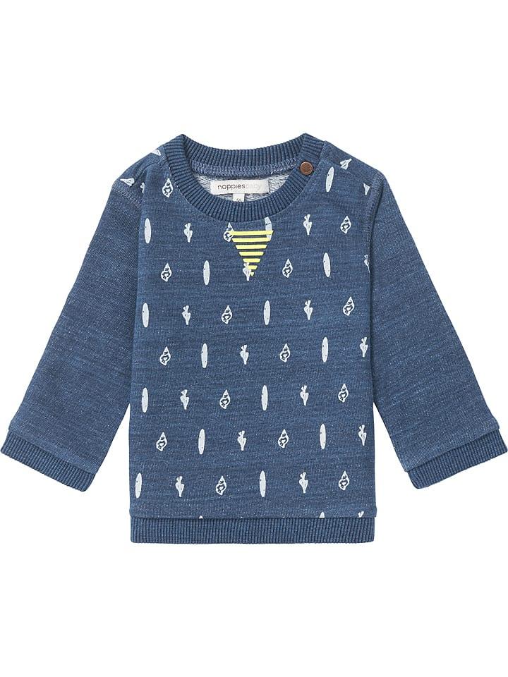 """Noppies Sweatshirt """"Eastlake"""" blauw"""