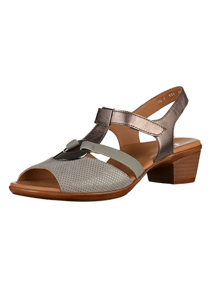 Ara Shoes Sandaletten in Grau