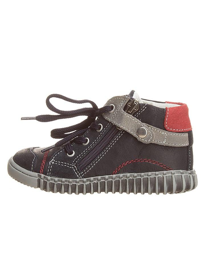 Primigi Leren sneakers donkerblauw