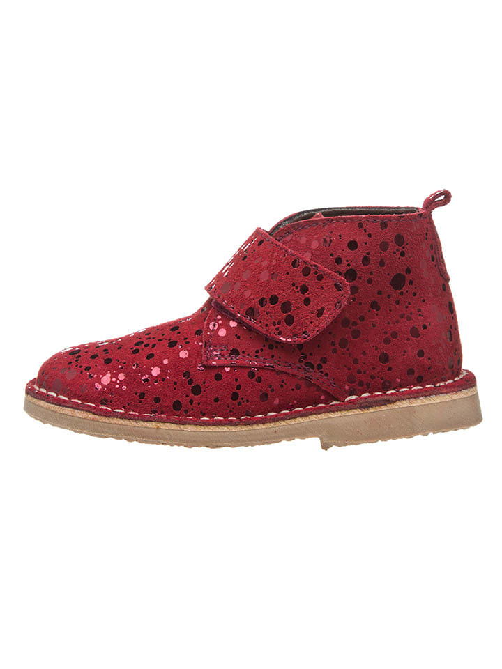 8053a602d2f Billowy - Chaussures basses en cuir - rouge