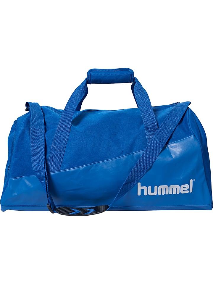 Hummel Torba sportowa w kolorze niebieskim - 65 x 32 x 33 cm