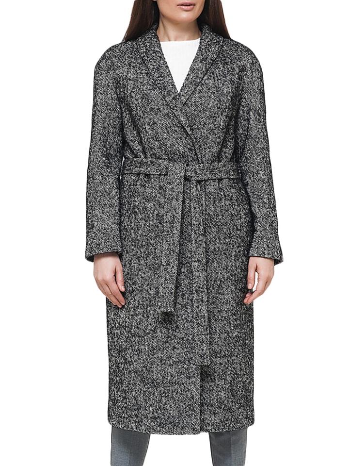 Florens Płaszcz w kolorze czarnym