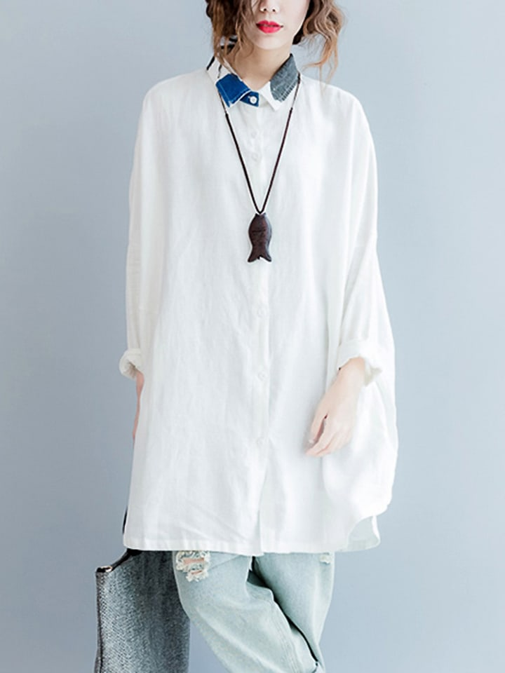Xinyi Apparei Sukienka w kolorze białym