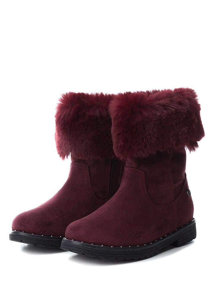 d8f1536cba7eb XTI Kids - Boots - bordeaux   Outlet limango