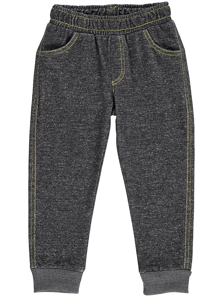 Lamino Spodnie w kolorze antracytowym