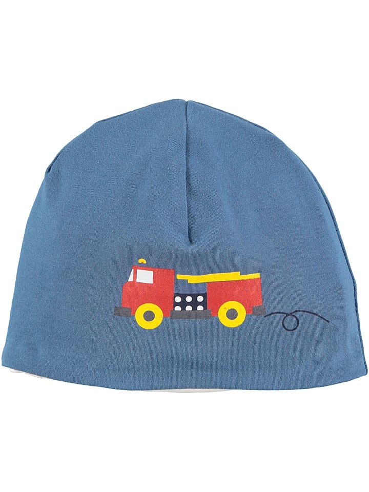 Lamino Mütze in Blau