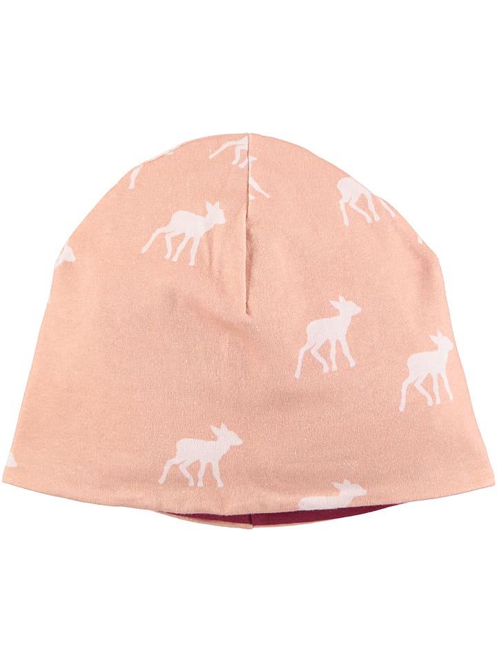 Lamino Mütze in Rosa