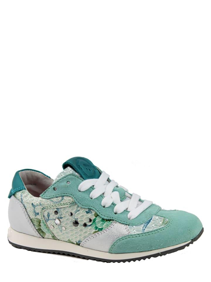 Braqeez Sneakers in Mint