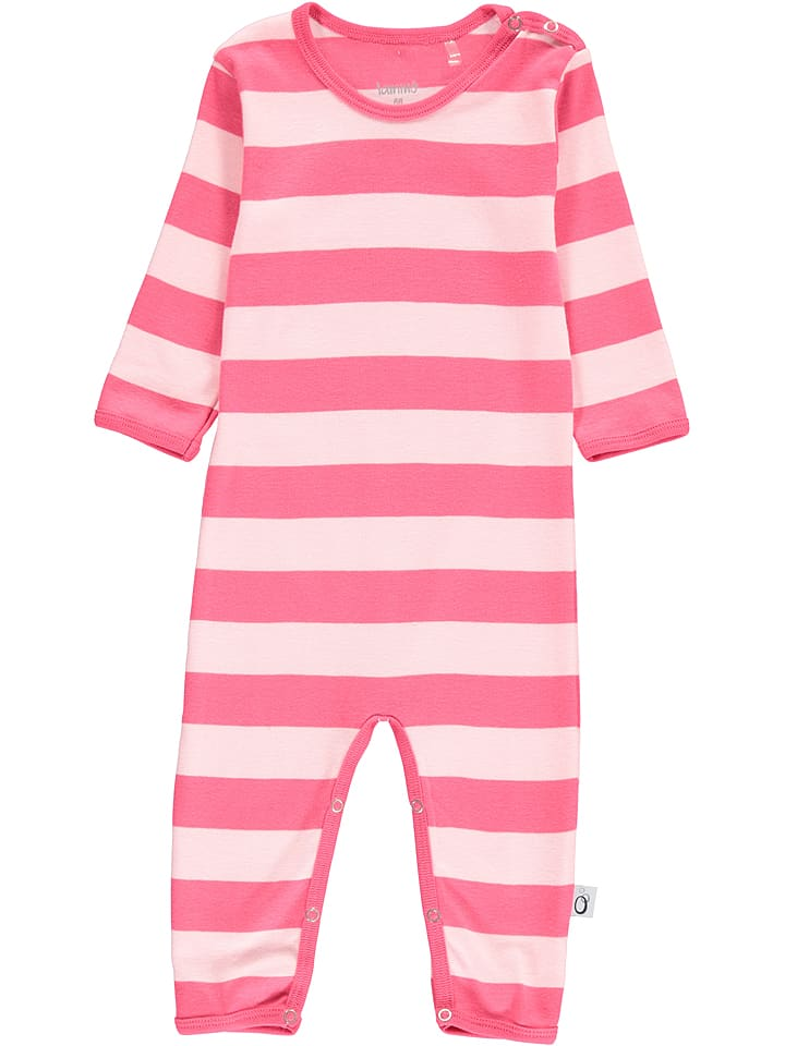 Lamino Overall in Pink/ Rosa