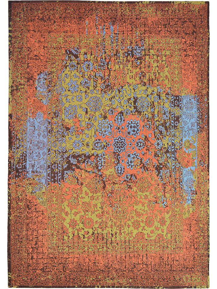 Dywan Bawełniany Solitaire W Kolorze Pomarańczowym Ze