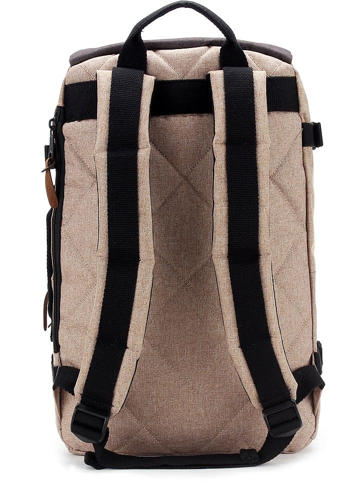 ddcfbee261d20 Plecak w kolorze beżowym - 32 x 49 x 15 cm - G.ride - Wyprzedaż w Outlet  Limango