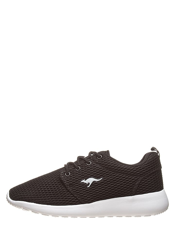 """Kangaroos Sneakersy """"Kaishu"""" w kolorze czarnym"""