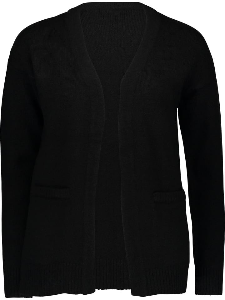 def1396543 ICHI Cardigan in Schwarz | 54% Rabatt | Größe XS | Damen pullover |  05712431695261