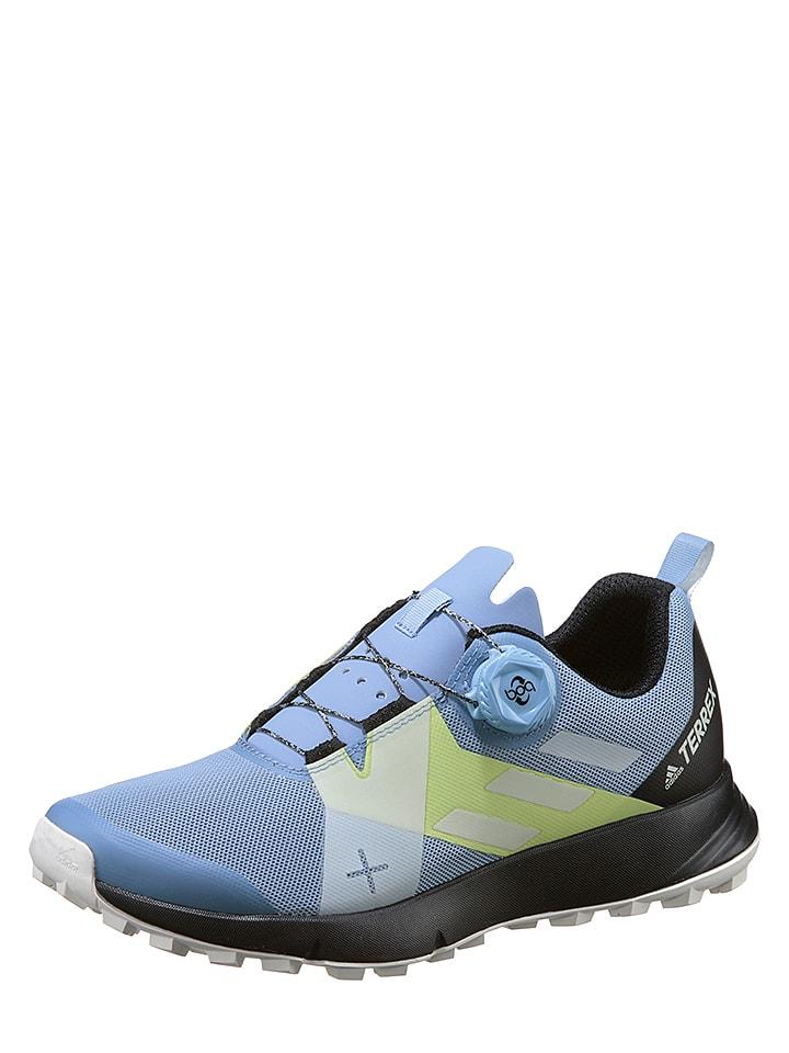 "Adidas Chaussures de running ""Two Boa"" - bleu clair"