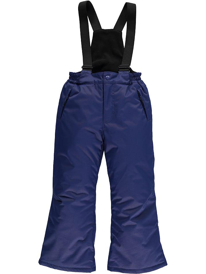 Lamino Spodnie narciarskie w kolorze granatowym