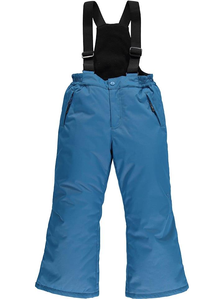 Lamino Spodnie narciarskie w kolorze morskim