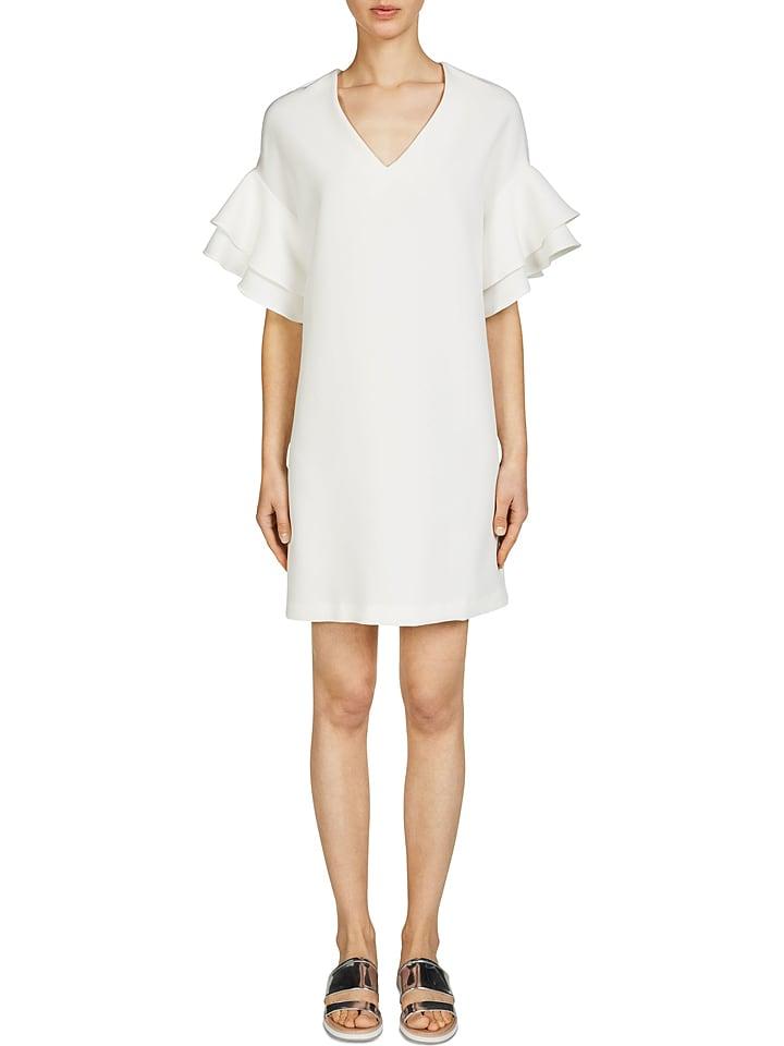 Oui Sukienka w kolorze białym