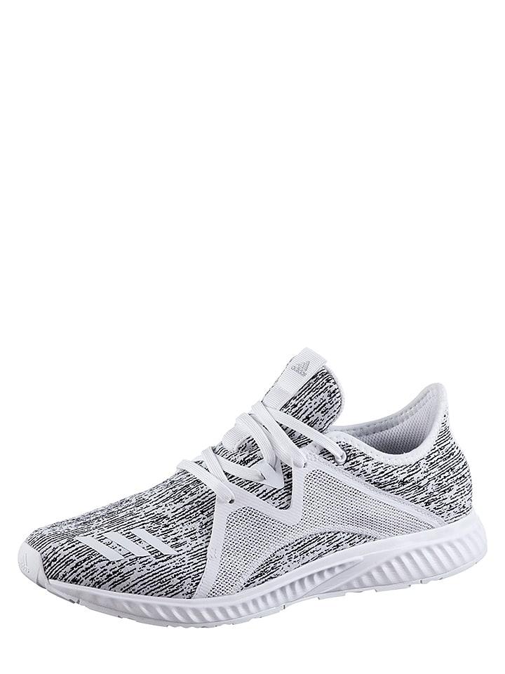 "Adidas Chaussures de running ""Edge Lux 2"" - blanc/noir"