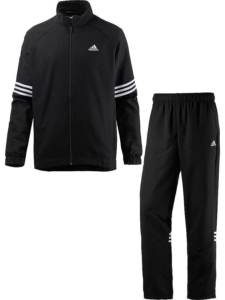 Adidas Ensemble d'entraînement - noir