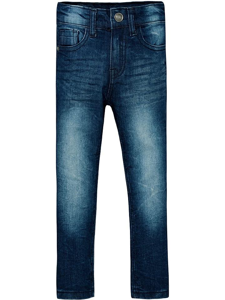 ATTENTION Spijkerbroek blauw