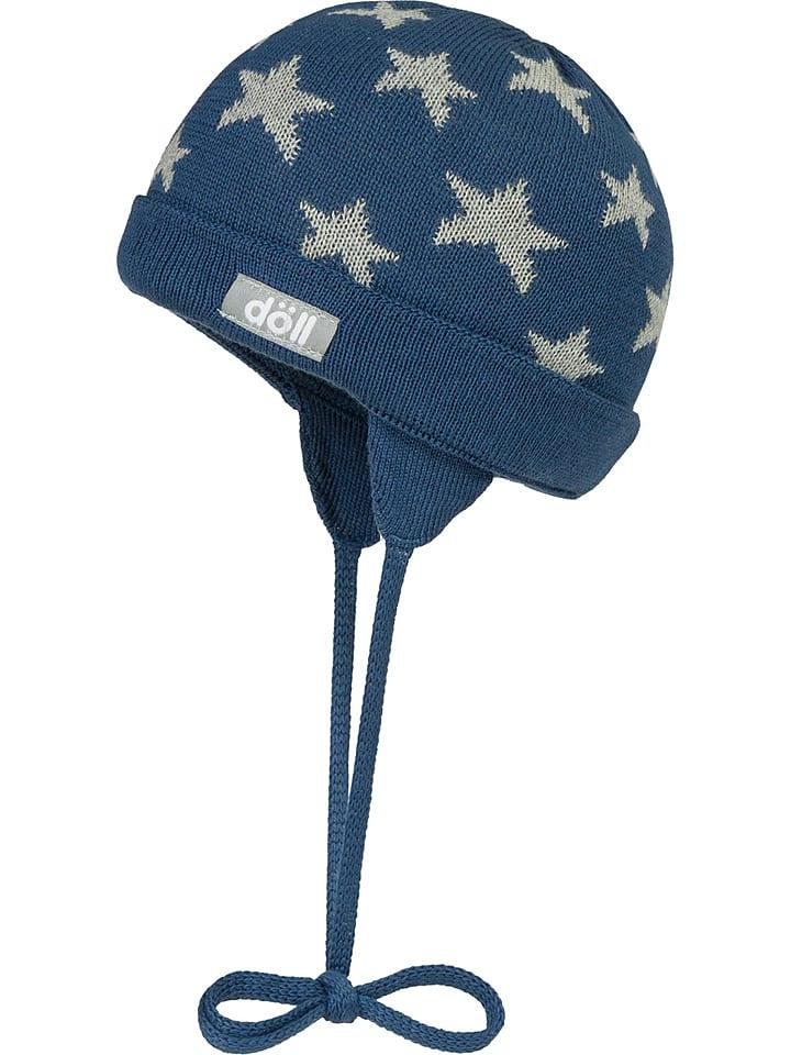 Döll  Mütze in Blau   65% Rabatt   Größe 47 cm   Kindermuetzen   04050744872407